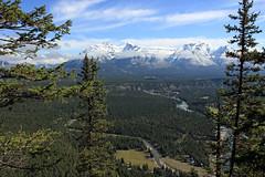 Beautiful Day in Banff (JB by the Sea) Tags: canada rockies alberta banff rockymountains banffnationalpark tunnelmountain canadianrockies september2014