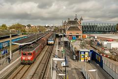 2014.10.17_10823_Delft_DBS 1602 (rcbrug) Tags: station delft oud dbs nieuw 1602 beverwijk kijfhoek staaltrein