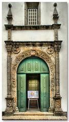 Porta da Igreja da Misericórdia (vmribeiro.net) Tags: door portugal church doorway igreja porta caminha misericórdia