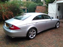 Nigel's Mercedes (carefamilyphotos) Tags: mercedes benz dorset care nigel mb coupe lang poole silke 320 cls cdi wegberg wassenberg luuelfost