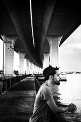 Gerson Under the Bridge- (C Rankin) Tags: