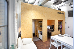 CoOffice (mode:lina architekci) Tags: architecture work studio design office interior board workspace osb poznan moderndesign modelina