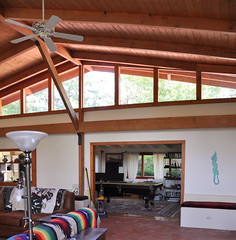 The living room (Mary P Madigan) Tags: newmexico santafe forest solar artist skiing forsale climbing observatory retreat writer astronomy taos pooltable abiquiu astronomers landnewmexico