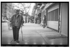 'Walking these Streets', United States, New York, New York City, East Village