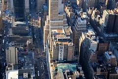 Empire state building (Maria Eklind) Tags: sky newyork view manhattan empirestatebuilding skyscrapes