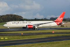 G-VNEW.PIK111014 (MarkP51) Tags: aircraft aviation virginatlantic airliners prestwick pik dreamliner egpk gvnew boeingb787900