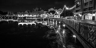 Boardwalk at Night