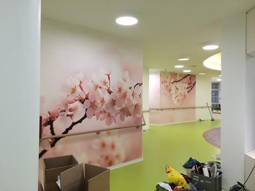 Bethanien Krankenhaus Heidelberg // Tapete