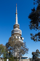 Telstra Tower, Black Mountain, Canberra (andrew52010) Tags: canberra blackmountain act telstratower australiancapitalterritory