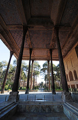 Chehel Sotoun (Sinan Doan) Tags: iran nikon esfahan isfahan chehelsotoun architecture ran iranian persian  iranphotos