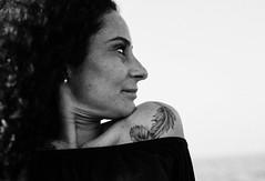 Niccol Ubalducci Photographer (Niccol Ubalducci Photographer) Tags: portrait woman bwportrait womanportrait