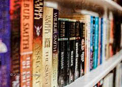 20/31 Wilbur (belincs) Tags: uk stilllife october indoor books bookshelf lincolnshire 2014 octoberproject