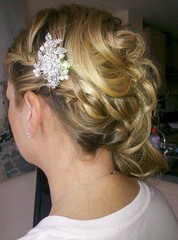 """Bridal Hair by Claire Aston 3 • <a style=""""font-size:0.8em;"""" href=""""http://www.flickr.com/photos/36560483@N04/15409600707/"""" target=""""_blank"""">View on Flickr</a>"""