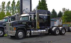 Mack Rawhide (West Coast Motorhead) Tags: truck semi rig mack