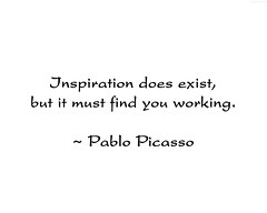 "Picasso Quote • <a style=""font-size:0.8em;"" href=""http://www.flickr.com/photos/34843984@N07/15426619400/"" target=""_blank"">View on Flickr</a>"