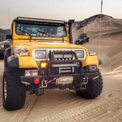 #tj   #Snapseed#jeep #jeddah (anwar marghalani) Tags: jeddah   tj snapseedjeep