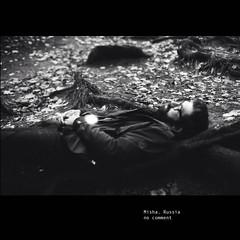 Untitled25 (wanananai) Tags: light portrait bw film nature monochrome canon project blackwhite