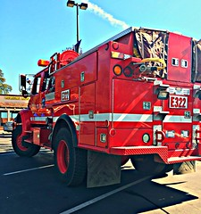 Sac Metro Fire E322 (liloazngurlspice) Tags: california county auburn placer