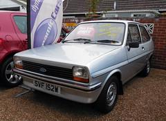 1981 Ford Fiesta 1.1L £2700 (Spottedlaurel) Tags: ford fiesta mk1 svf152w