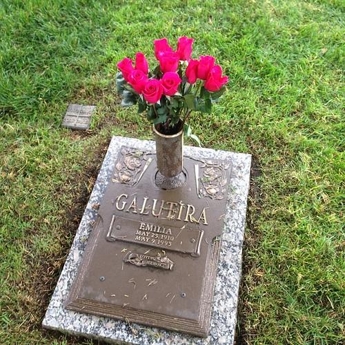 Visiting Lola (grandma)
