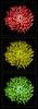 Week 41 ~ Triptych. (Yvette-) Tags: flowers lightpainting trafficlights nikkorf28105mm nikond5100