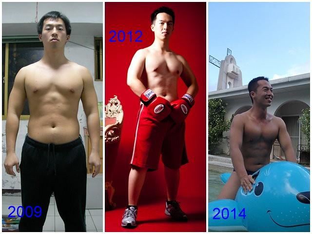 猛男健身健美減肥肌肉減脂男性個人寫真page01
