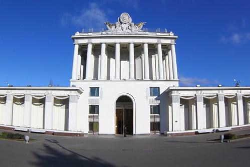 Павильон «Оптика» (бывший Ленинграда и Северо-Запада)