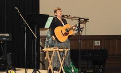 "Pat Kenneally sings her Pennsylvania Heritage Songwriting winning song, ""Duffy's Cut"""