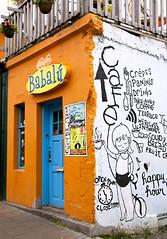 Iceland Caf Babalu (www.artravelling.it) Tags: travel cake canon iceland cafe reykjavik babalu 2014 islanda 5dmarkii