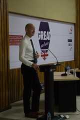 The GREAT Debate 2 in Guwahati (UK in India) Tags: uk india kolkata virginatlantic britishcouncil chevening tezpur britishdeputyhighcommission