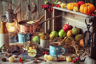 Autumn Mulled Cider