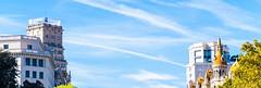 CEL DE BARCELONA (Bernat Nacente Foto) Tags: barcelona blue sky fuji cel melody fujifilm octubre blau 18     x10  2014    nohdr    zoombados x