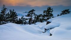 Pampskatan after a snowstorm - Pampskatan lumimyrkn jlkeen (Olli_Pihlajamaa) Tags: winter snow finland landscape fi talvi maisema uusimaa kirkkonummi talvimaisema