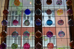 Missing A Few [St. Jacobs - 14 August 2014] (Doc. Ing.) Tags: summer ontario canada glass geometry kitchener northamerica stjacobs baubles on 2014