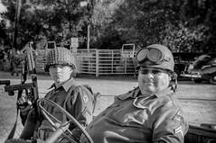 Waxahachie WWII Weekend - the Americans (d-day buff) Tags: history infantry wwii worldwarii american uniforms airborne reenactment gi reenactors waxahachie livinghistory