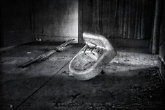 The Ghosts of Georgia (richard.baas) Tags: blackandwhite fall abandoned architecture georgia interestingness interesting nikon october decay cotton decrepit aging decayed daytrips baas collapsed segregation 2014 imperialhotel d300 jimcrow thomasvillegeorgia floridaphotographers richardbaasphotography richarddanielbaas