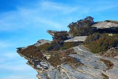 Hawksbill Mountain 2012-1023-112 (LostPineJim) Tags: autumn fall northcarolina linvillegorge burkecounty hawksbillmountain