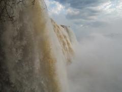 Iguazu Falls (razor73) Tags: travel brazil argentina america waterfall fuji south tourist falls finepix iguazu e500