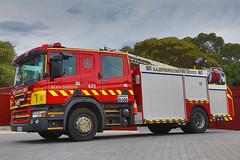 Glen Osmond 449 (adelaidefire) Tags: rescue fire south australian service sa fraser metropolitan hdr scania mfs samfs