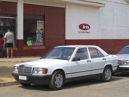Mercedes Benz 190 E 2.0 1988
