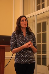 Anna Mahtani at Cumberland Lodge 2014-2015