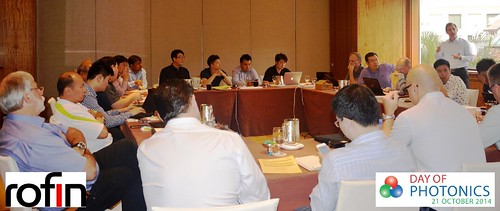 ROFIN Asia Sales Meeting in Singapore