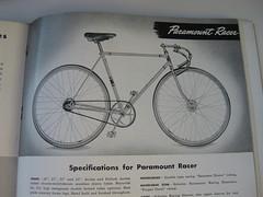 Schwinn Catalog Paramount Track Wastyn (DMichaelM) Tags: 1948 track catalog schwinn wastyn