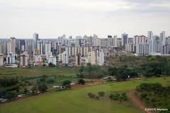 guas Claras - parcial (FC Monteiro) Tags: brazil braslia brasil geotagged df sony capital aerial alpha cbf areas fccm sal1855 560