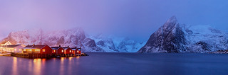 Huddle | Lofoten, Norway