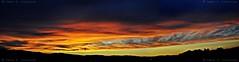 Sabadell, 09 novembre 2014, 17:46 (Perikolo) Tags: sunset sol clouds atardecer nubes puesta posta nvols sabadell capvespre