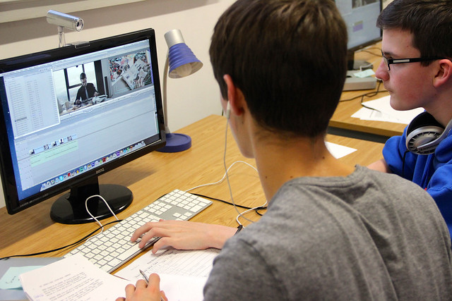 LiveWire BFi Film Academy 3 Edit Session 6