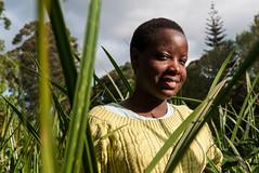 CCAFS advisor Gladness Marthin (CIAT International Center for Tropical Agriculture) Tags: youth landscapes erosion climatechange degradation soils thinklandscape glfcop20
