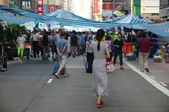 Umbrella Revolution #367 () Tags: road street leica city people publicspace umbrella hongkong freedom democracy day path candid protest rangefinder stranger demonstration revolution tele kowloon mongkok 90mm elmar f4 f40 m9 occupy mmount umbrellarevolution leicam9 occupycentral leica90mmf4elmar    umbreallarevolution