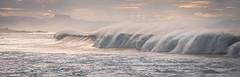 Waves. (Jérôme Cousin) Tags: nikon waves wave nikkor vague vagues bayonne biarritz bab 18105 anglet d5000